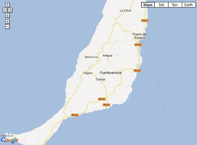 mapa-fuerteventura
