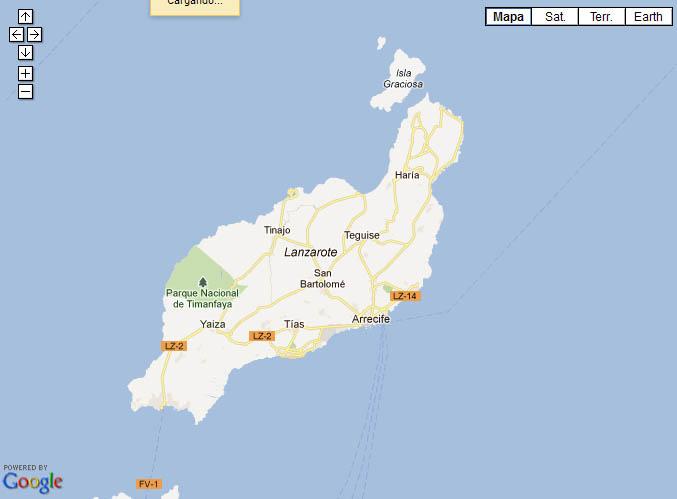 mapa-lanzarote